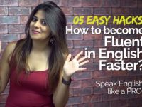 5 Simple & Easy tricks to Speak Fluent English Faster?
