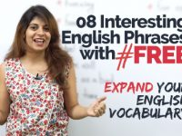 8 Interesting English Phrases with 'Free' – Expand your English Vocabulary & Speak Fluent English.