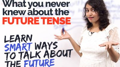 Things you never new about 'The Future Tense' in English Grammar | Stop using 'Will' & 'Going to' | Learn tenses.