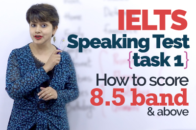Tips to improve IELTS speaking test score - Sample topics and more
