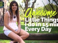 Awesome habits to develop in 15 min everyday for a better life & Self Improvement