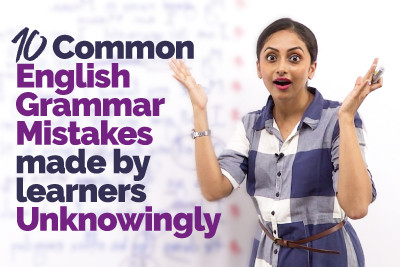Common English Grammar Mistakes and errors