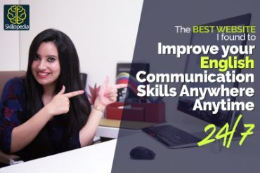 How to improve your English communication skills anywhere, anytime? Learn English online 24/7