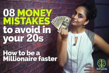 8 Money Mistakes young people make and how to avoid them! How to be a millionaire/ rich faster?