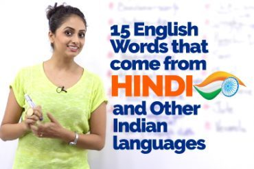 15 English Words the British took from Hindi & Other Indian Languages | Vocabulary of Indian Origin