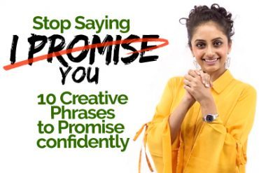 Learn 10 Creative English Phrases to Say 'I Promise You' confidently