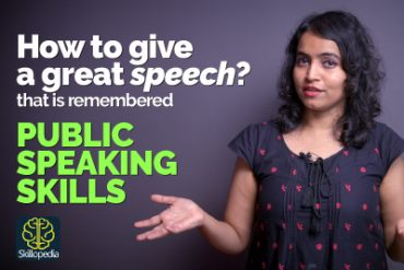 Public Speaking Tips – How to give great Speech?