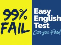 99% Fail this Easy English Test/ Quiz. Can you Pass?