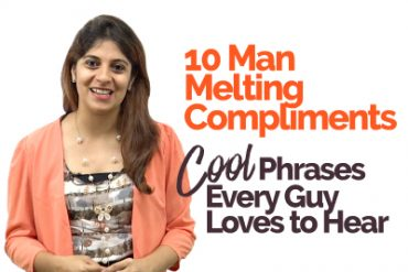 10 Man Melting Compliments – Learn 😎10 Cool English Phrases Every Guy loves to hear.