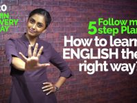 How to learn English the right way? Follow my 30 minutes 5 step plan