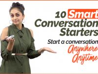 10 Smart English Conversation Starters to start a conversation with strangers?