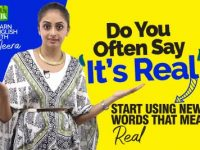 Stop Saying 'Real' – Learn 12 Best English Word Replacements for 'REAL'