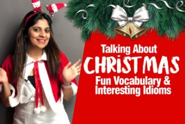 Modern 🎄 Christmas Vocabulary, Expressions & Idioms