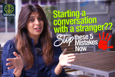 How to start a conversation with a stranger? Stop these 5 Mistakes! Talk to anyone confidently | Communication skills training.