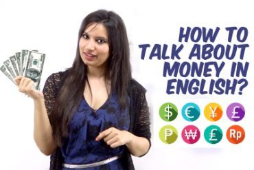 Talking about MONEY in English, Better Than Your Banker –  Money Vocabulary