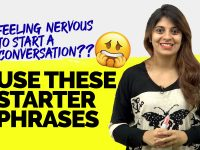 Nervous To Begin A Conversation? Use These Conversation Starter Phrases.