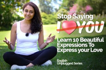 10 Beautiful Ways to say 'I Love You' | Learn Romantic English Expressions & Phrases for the Valentine's Day