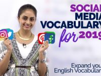 Social Media Vocabulary for daily conversation
