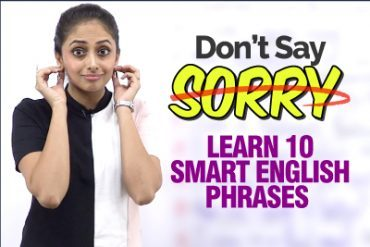 Don't Say 'Sorry' – Learn 10 Smart English Phrases For Daily Conversation