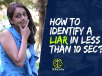 How to spot a liar in less than 10 seconds?