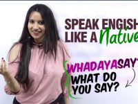 Speak English Like A Native Speaker! Advanced English Conversation Phrases with 'WHAT'