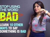 Stop Saying 'BAD' – Learn 10 Other Ways To Say BAD in English