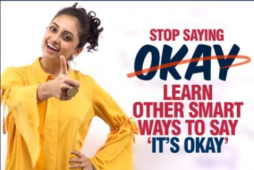 Stop ✋ Saying – 'It's OKAY' – Learn Smart English Phrases & Words For Daily English Conversation