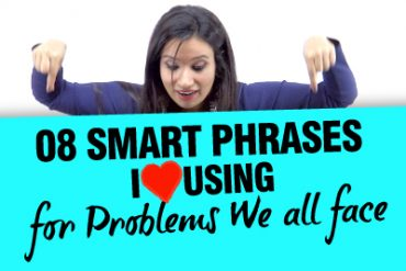 8 Smart English Phrases & Idioms To Talk About The Problems We Face.