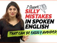 Silly Mistakes In English You Can Avoid | 7 Common Errors in Spoken English