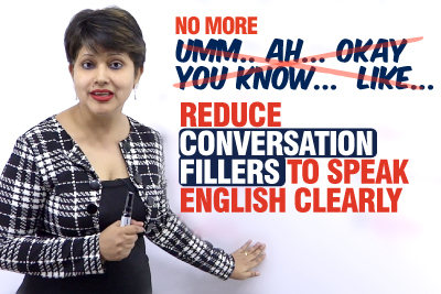 8 Tips To Speak English Clearly & Fluently | Reduce Conversation Fillers |Speak English Confidently