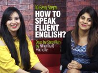 10 Easy Tips And Tricks To Speak English Fluently And Confidently.
