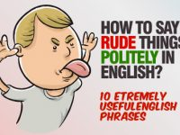 Polite English Phrases To Say Rude Things. | English Speaking Practice Lesson