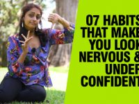 7 Daily Habits That Make You Look Nervous & Less Confident