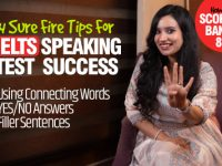 4 Tips – How To Get A 8.5 Band In IELTS Speaking Test | Sample Questions | Connecting Words & Filler Sentences