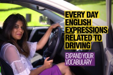 10 Every Day English Expressions Related To Driving | Improve Your English Vocabulary