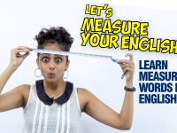 Learn Measure Words | Improve Your English Vocabulary | Speak Fluently