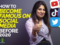 6 Tips – How To Become Famous On YouTube, Instagram, TikTok (Social Media)