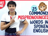 25 Commonly Mispronounced English Words 😱 | Improve English Pronunciation | Speak English Clearly
