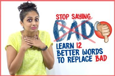 ❌ Stop Speaking Basic English | Better Word Replacements For BAD👎🏼