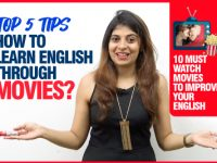 Top 5 Tips – How To Learn English Through Movies.
