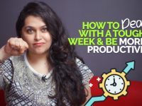 How to Be More Productive When Things Are Stressful & Tough At Work?