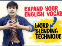 Tips & Tricks To Learn English Words Faster With The Blending Technique