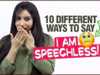 10 Different Ways To Say '🤐I Am Speechless' | Advanced English Vocabulary To Express Surprise