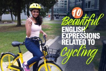 10 Beautiful English Expressions With Cycling | Increase Your English Vocabulary