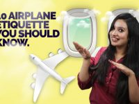 10 Things You Shouldn't Do On An Airplane – Air Travel Etiquette You Must Know | Self Improvement