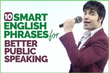 Smart English Phrases For Effective Public Speaking | Increase Your English Fluency