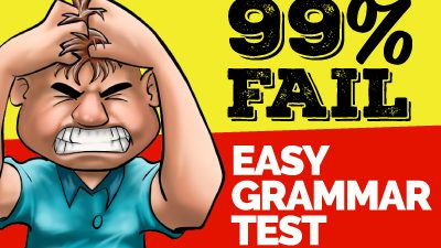 99% Fail This Easy English Grammar Test   Can You Pass?