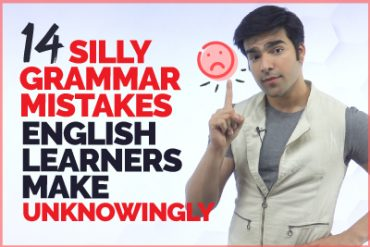 15 Most Common English Grammar Mistakes Learners Make 😭😭😭