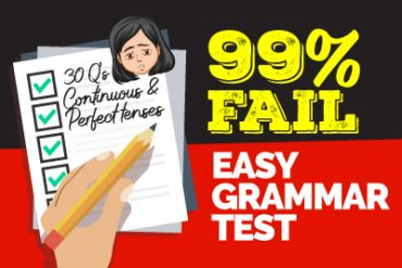 Test Your English Knowledge For Continuous & Perfect Tenses | 99% Fail This Easy English Test