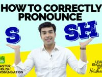 How To Pronounce S and SH in English Correctly | English Pronunciation Lesson